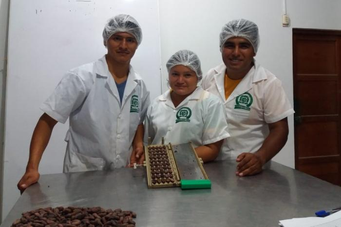 Certificación de competencias para jóvenes: ¿un nuevo estándar para el cacao?