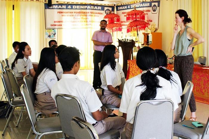 Indonesische studenten ontwikkelen mee de toekomst van ons voedsel