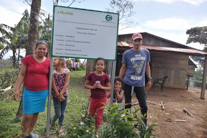 Una taza de café sostenible cambia vidas en Nicaragua