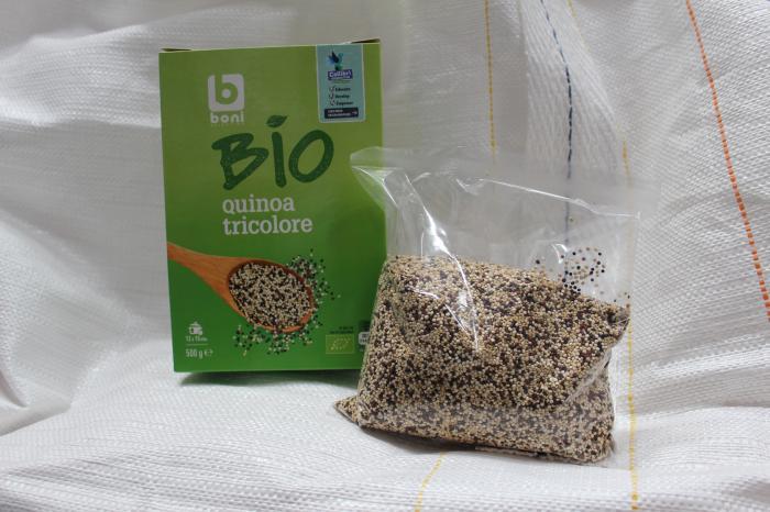 """Eerste concreet resultaat voor """"Gezocht: Voedsel voor de Toekomst"""": duurzame quinoa uit Peru"""