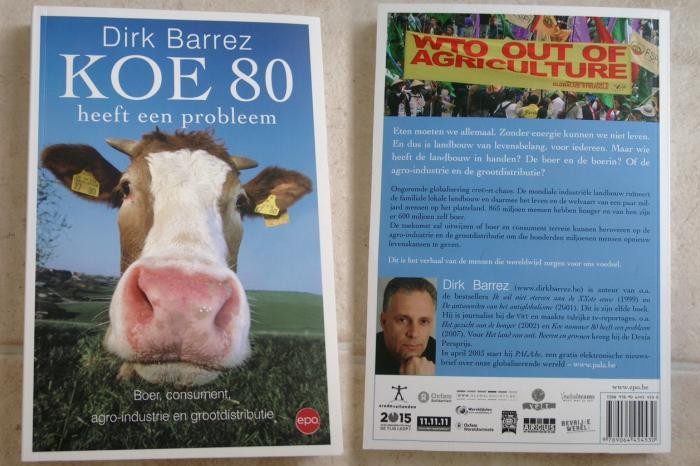 Koe 80 heeft een probleem: een boek en een dvd