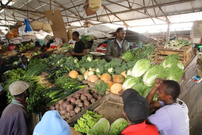 Building sustainable food systems in Africa's booming cities cannot wait