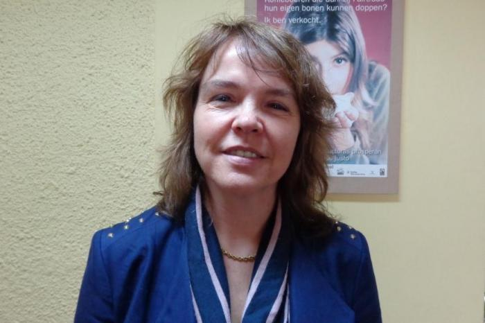 Entrevista con Johanna Renckens, representante de VECO Andino