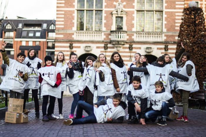 Vredeseilanden sluit campagneweekend af met hoopvolle resultaten