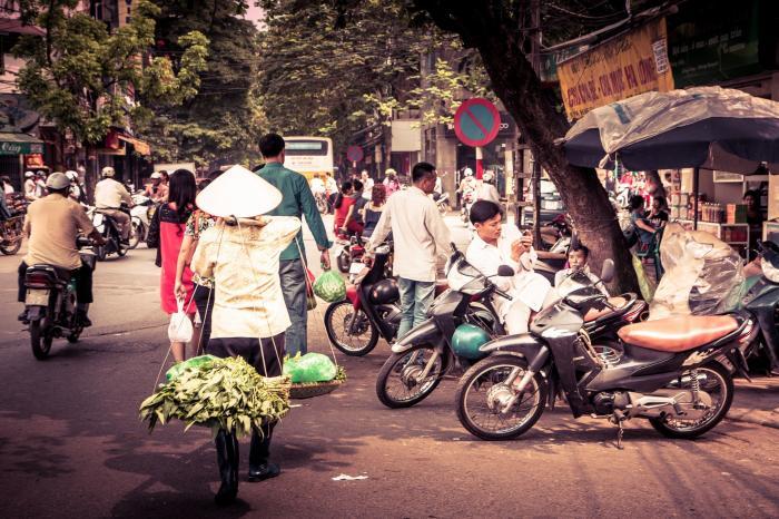 Reis mee met Vredeseilanden naar Vietnam