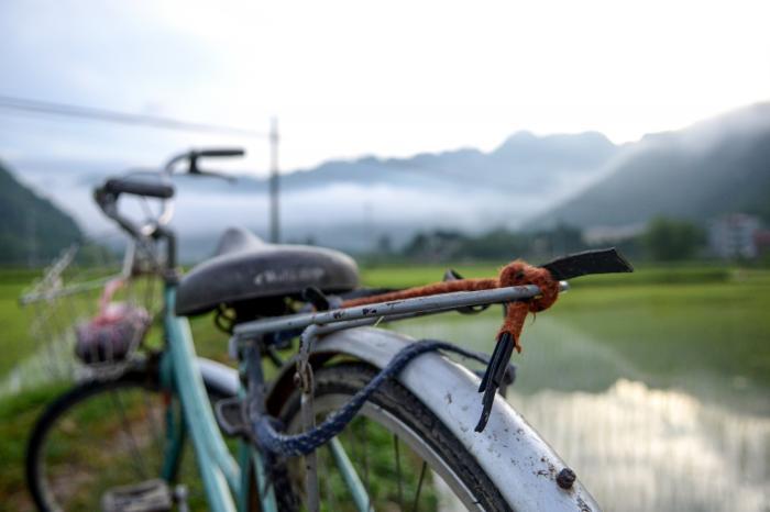 Vietnam Classic 2017  - Ondernemers fietsen voor Vredeseilanden (Rikolto)