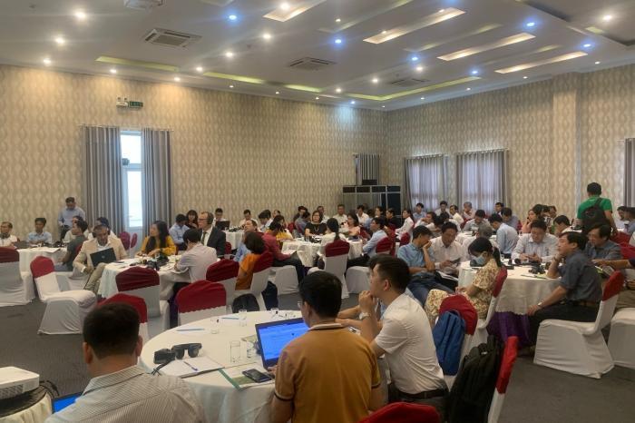 Thúc đẩy áp dụng tiêu chuẩn sản xuất lúa gạo bền vững SRP ở Việt Nam