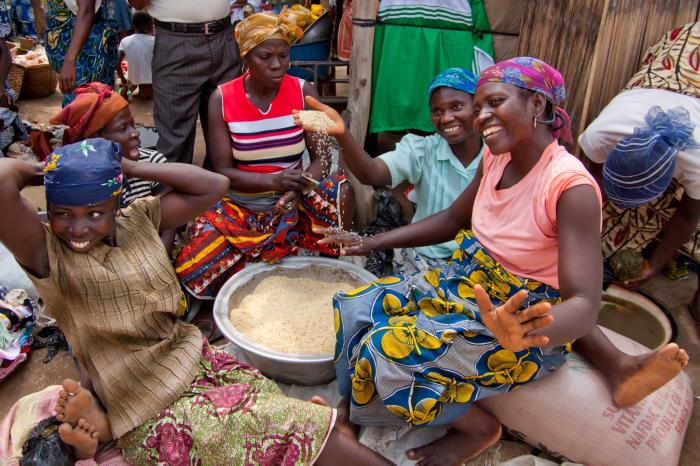 Case study: Promotion of the rice value chain in Benin