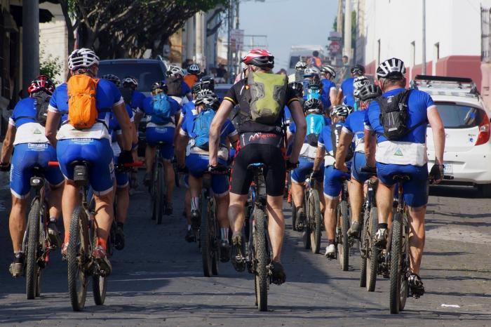 Recorriendo Nicaragua, pedal a pedal