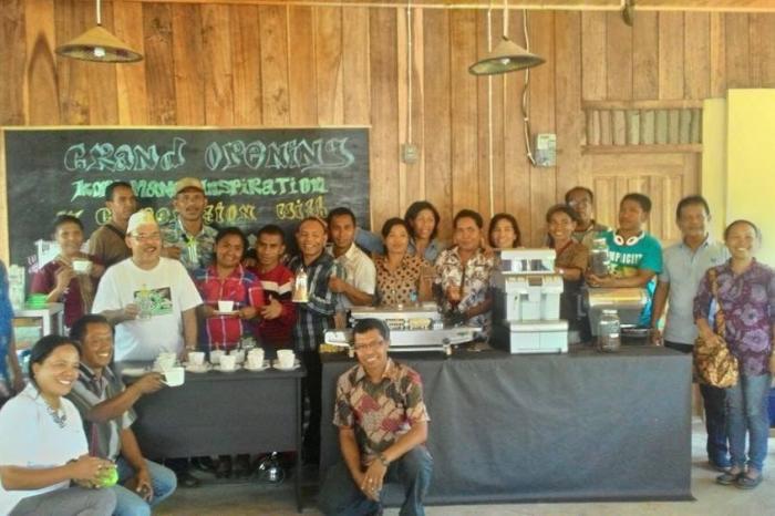 Kopi dan Kakao: Bisnis yang Sensitif-Iklim di Tangan Organisasi Petani