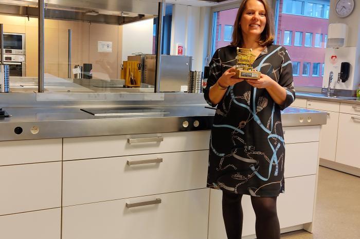Colruyt wint <em>Ik ben meer dan mijn kassaticket</em> Award door gezonde voeding aantrekkelijk te maken voor kinderen