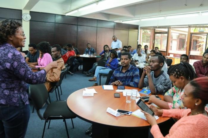 Youth Shaping Sustainable Food Systems Workshop in Eastern Africa