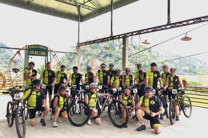 Chinh phục thử thách đạp xe gây quỹ Vietnam Bike Classic mùa thứ ba