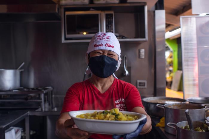 En medio de la pandemia, Surquillo cocina nuevos sabores junto a su gente en el barrio