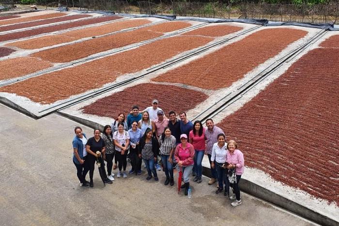 El cacao de Chocoben zarpa a nuevos mercados con MOCCA