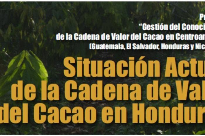 Análisis de la Cadena de Valor del Cacao en Honduras