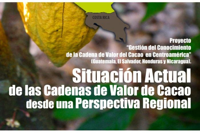 Análisis de la Cadena de Valor del Cacao en Centroamérica