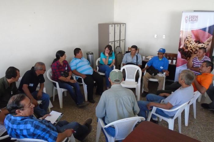 Salvador inicia proceso de consulta de Política Nacional del Cacao