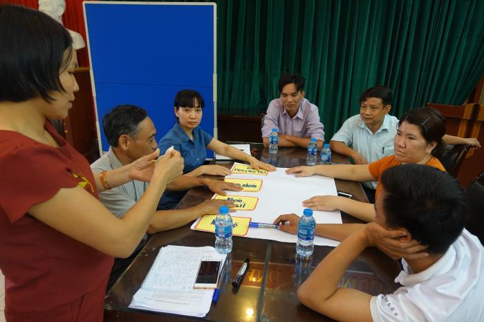 Hệ thống PGS mới được thiết lập tại Hà Nam