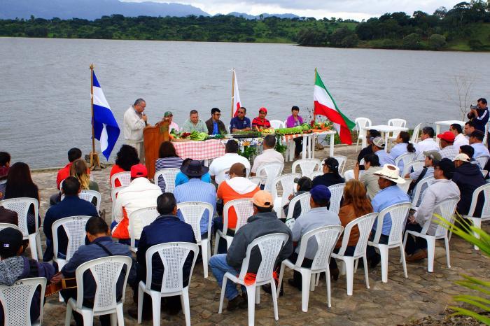 Un cambio cultural para salvar al Lago de Apanás