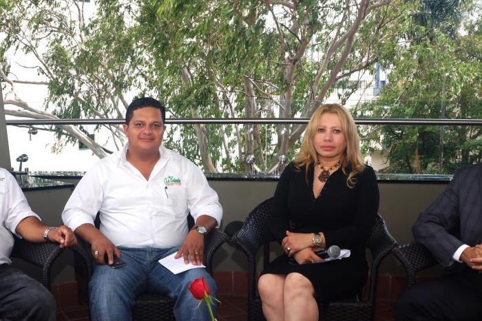 Foro televisivo sobre Negocios Inclusivos en vegetales en Honduras