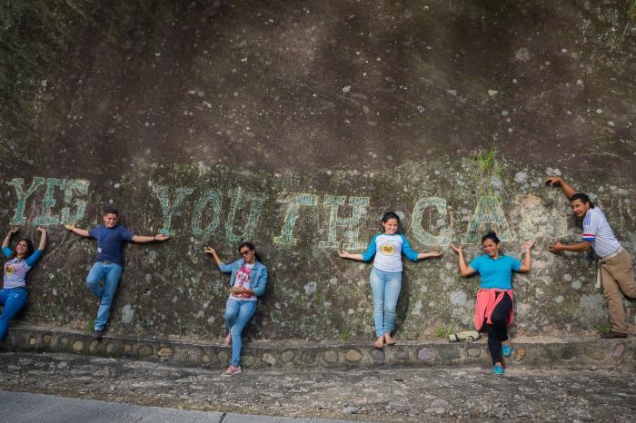 Young cocoa farmers grow their entrepreneurial skills
