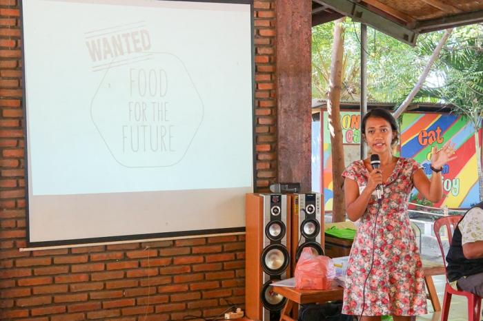 Why empowering young people is key to securing food for the future?