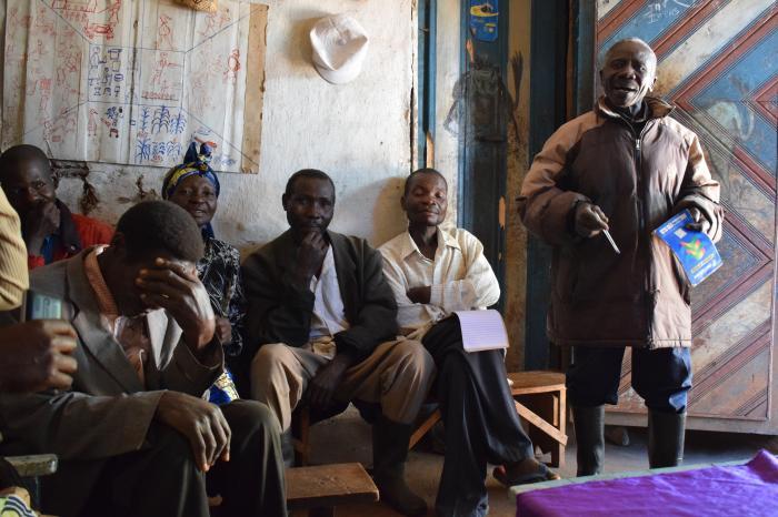 Portraits des caféiculteurs de la coopérative Kawa Maber