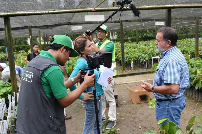 TDR Elaboración de Vídeo - El Salvador