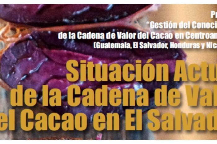 Análisis de la Cadena de Valor del Cacao en El Salvador