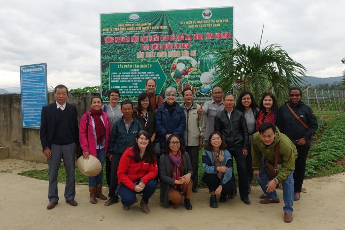 City of Da Nang hosts Rikolto's International Workshop on Food Smart Cities
