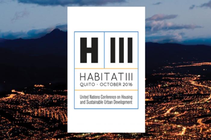 """HABITAT III: inspiring our new Cluster """"Food Smart Cities"""