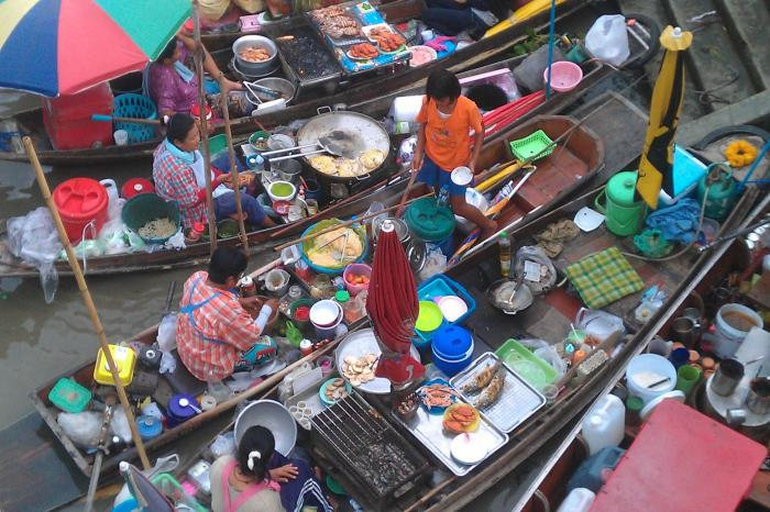 Explorando oportunidades en Tailandia: nuestro nuevo enfoque Food Smart Cities