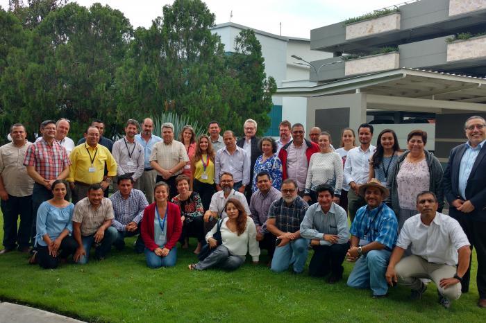 Visión Común del sector Cacaotero Centroamericano se fortalece con Viaje de Aprendizaje