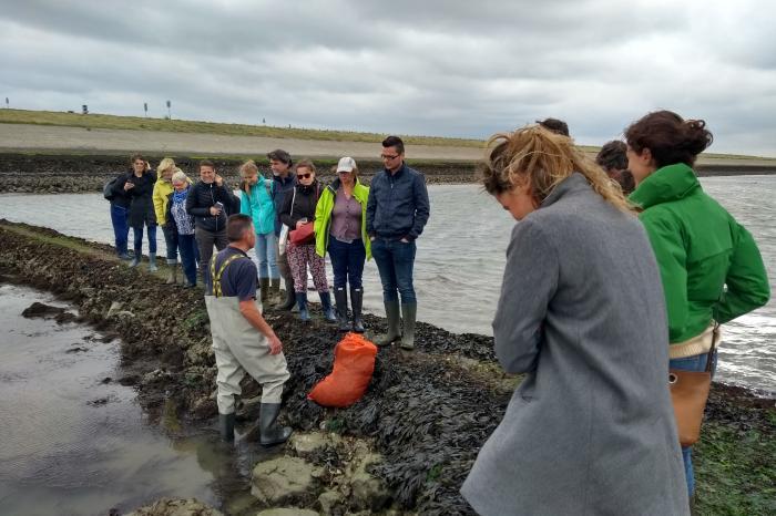 Op zeewierontdekking met Voedsel voor de Toekomst
