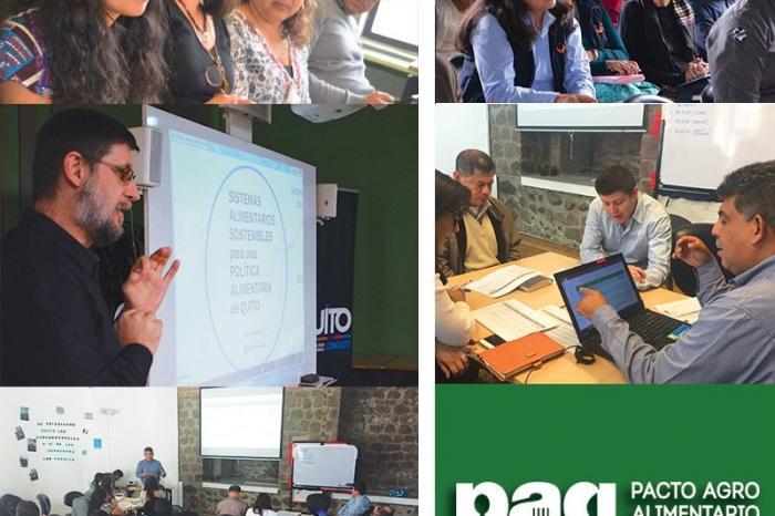 Pacto Alimentario de Quito - ¡Todos a sumarse!