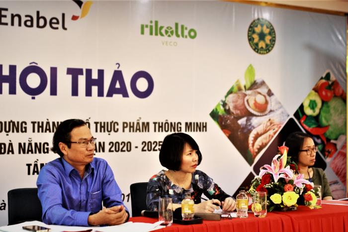 City of Da Nang in Vietnam adopts a Food Smart City strategy