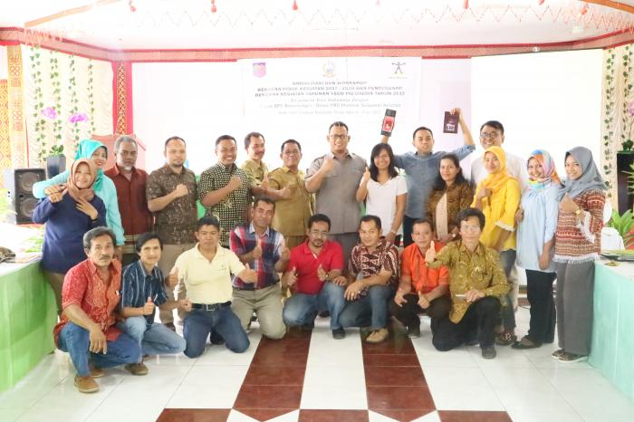 VECO mempromosikan program pengembangan sosial-ekonomi baru dengan para pemangku kepentingan