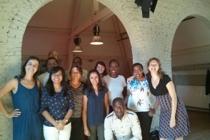VECO Direnovasi: dari LSM Belgia Menjadi Organisasi Jaringan Internasional
