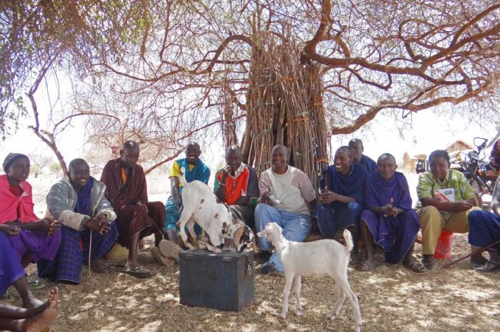 Un projet de VECO autonomise ses bénéficiaires en Tanzanie