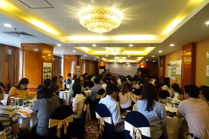 Tổng kết 10 năm PGS tại Việt Nam: Làm thế nào chúng ta có thể nhân rộng được thành công?