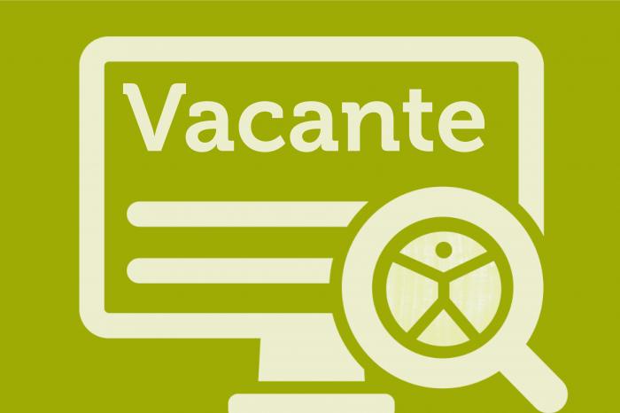 Vacante: Coordinador técnico de proyecto en Honduras