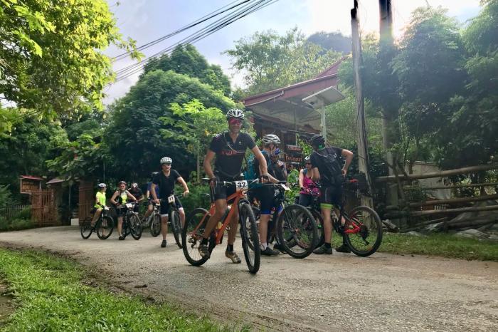 Các tình nguyện viên Bỉ lên đường tham gia chiến dịch đạp xe Vietnam Bike Classic lần thứ hai