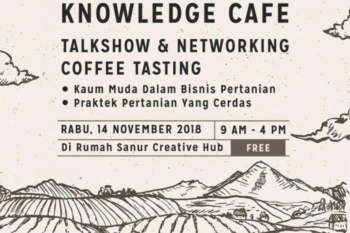 Knowledge Cafe: A learning progress by Rikolto Indonesia