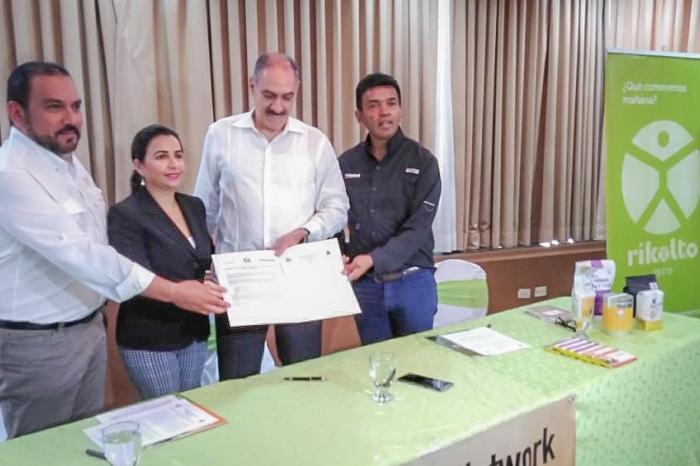 CONACAFE, Solidaridad y Rikolto firman convenio para actualizar política del café en Honduras