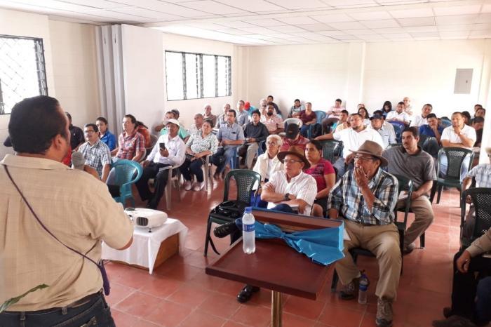 Primer foro regional del cacao en El Salvador