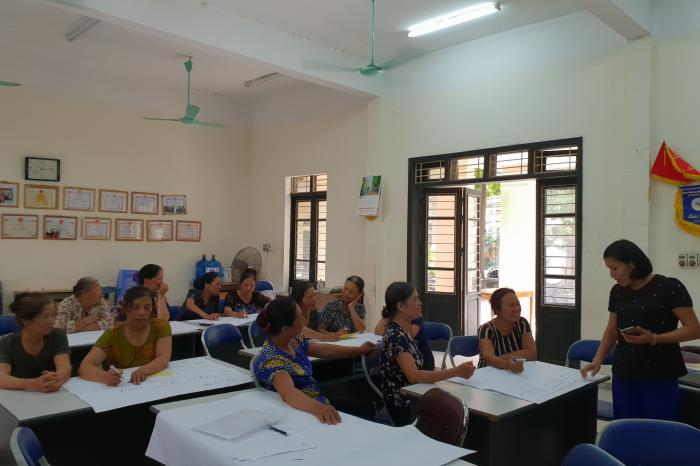 Sở NN & PTNT thành phố Hà Nội và Rikolto bắt tay hợp tác trong việc thúc đẩy PGS tại Hà Nội