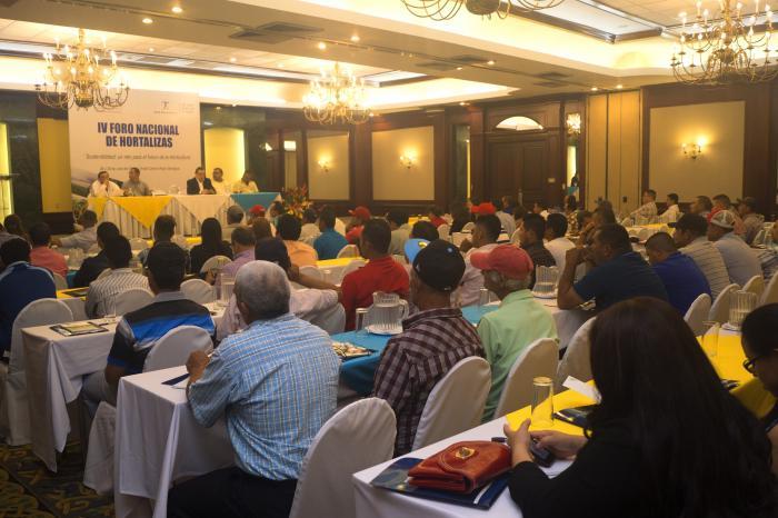 IV Foro Nacional  de Hortalizas demuestra el gran potencial socioeconómico del rubro