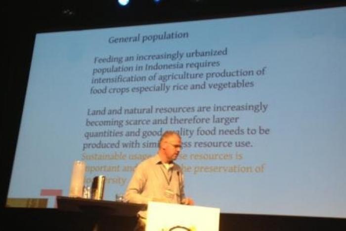 Pertanian Berkelanjutan untuk Keragaman Hayati