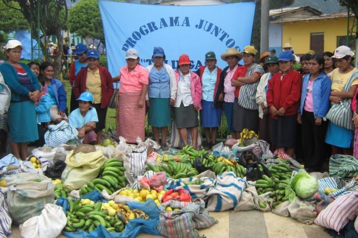 Bio-boer verkoopt aan top-chefs in Peru